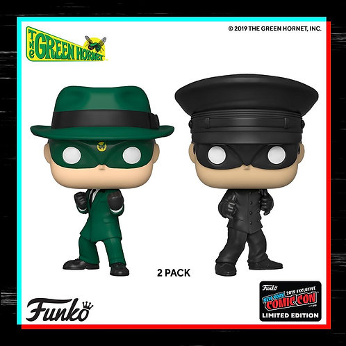 NYCC 2019 |The Green Hornet| (2-Pack)