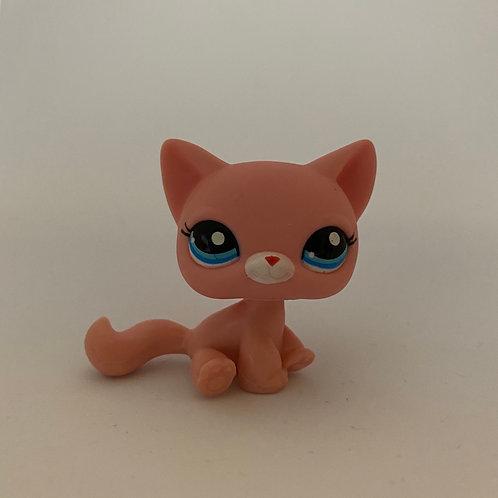Littlest Pet Shop Cat (Rare Blind Bag Pet) #2593