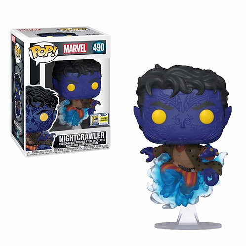 Funko SDCC 2020 Limited NightCrawler (Marvel)