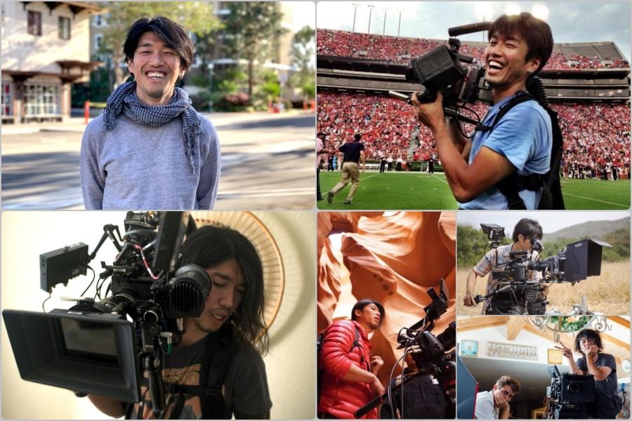 吉田照寿さん(撮影監督):1%の情熱ものがたり