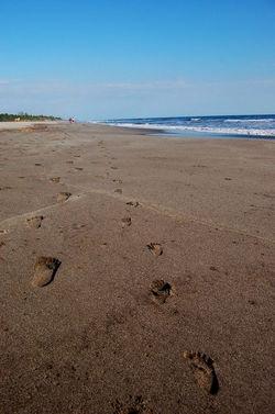 Footprints, El Salvador
