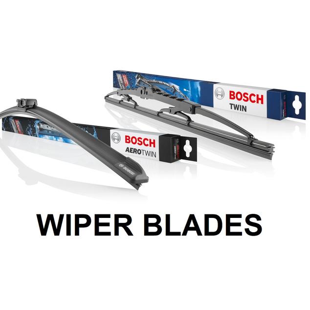 Wiper blades Cork