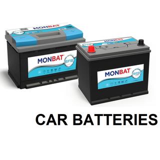 Car batteries Cork