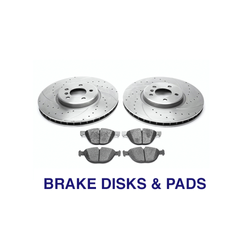BrakeDisksPads