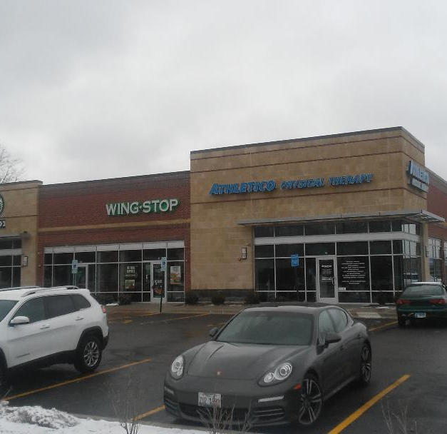 The Meadowdale Shopping Center