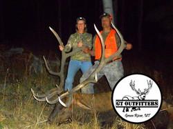 Bookcliffs Rifle Elk