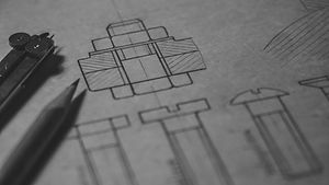 black-illustration-on-white-printer-pape