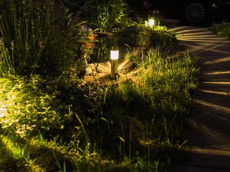 Oświetlenie ogrodowe. Co warto wiedzieć?