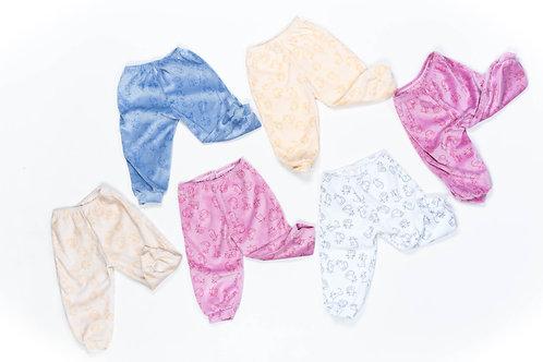 Pantalón plush especial estampado