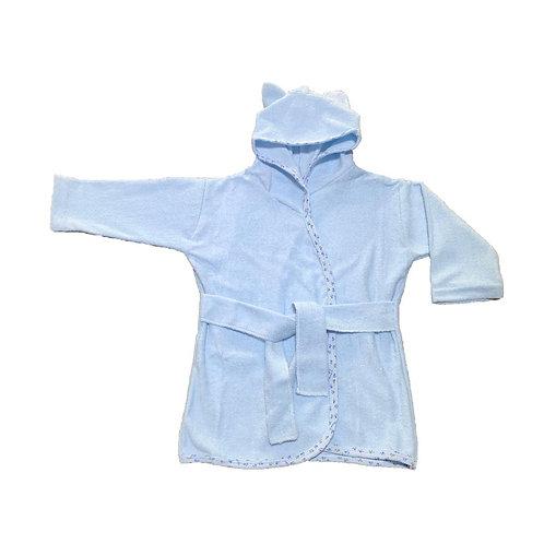 Salida de baño bebe con oreja lisa (towel)