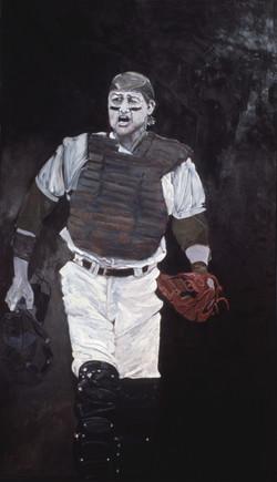 Hall of Fame Catcher Carlton Fisk