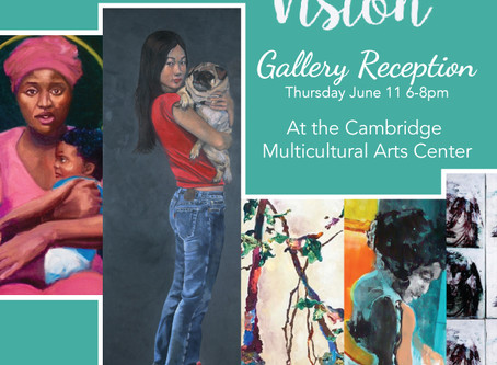 Miller-Havens at Cambridge Multicultural Arts Center Show Ends Aug 28th