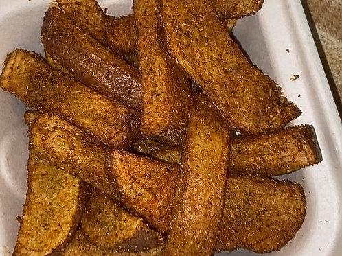 Cajun Fries (V)