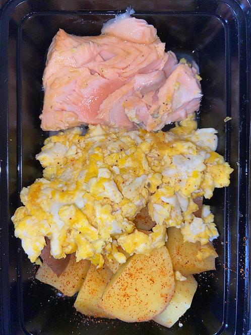 Geechee Breakfast Plate