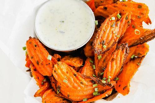 C&O Carrot Chips