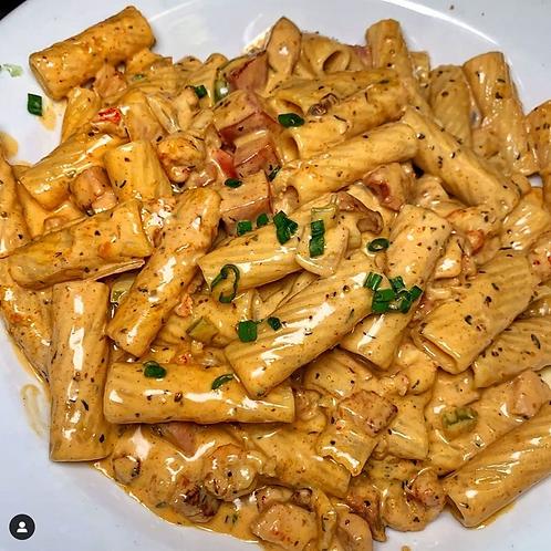 Chicken Creole Pasta