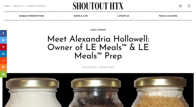 SHOUTOUT HTX