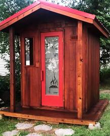 Sauna Staining
