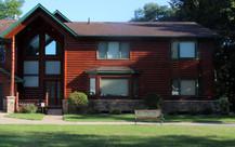 Log Home Revival
