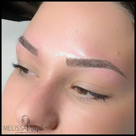 One of my fav #microblading result 🤩_Sh