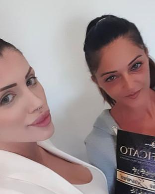 """Melissa Bruno Lash & Brows Corso """"Laminazione CIglia"""""""""""
