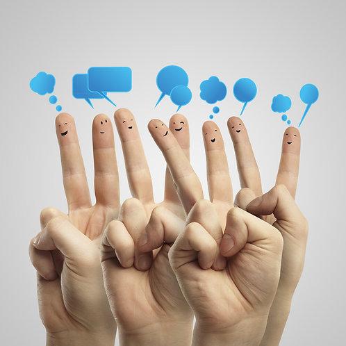 Formation réseaux sociaux bloc de 10 heures