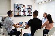 Online Video Conference Training Busines