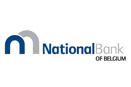 Logo - Nationale bank van Belgie