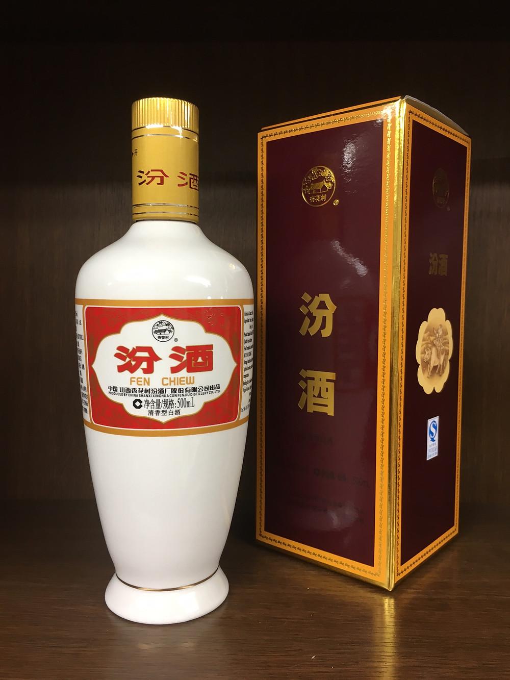 汾酒 写真(正面)