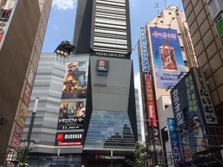 新宿歌舞伎町と東池袋に巨大広告登場!