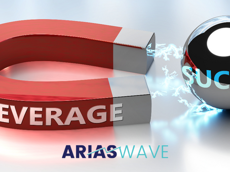 Leverage is King - Learn how to analyze and trade markets using AriasWave.