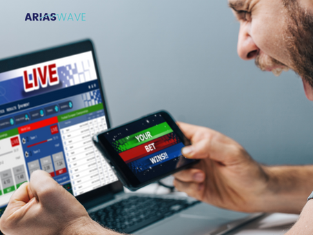 Investing Vs Gambling - Learn how to analyze and trade markets using AriasWave.