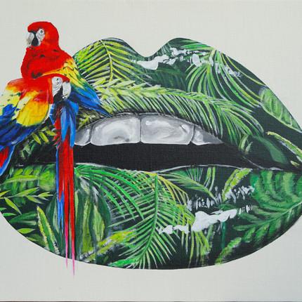 Lip-Botanical