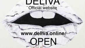 DELIVA オフィシャルサイト OPEN 2019.4.9