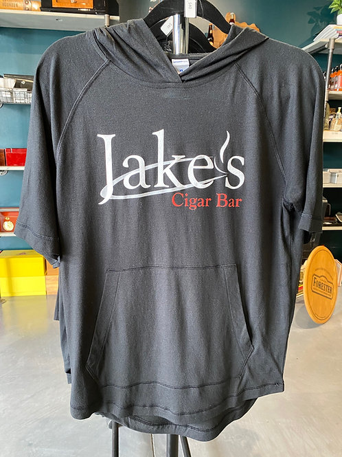 Jake's Short Sleeve Hooded Sweatshirt