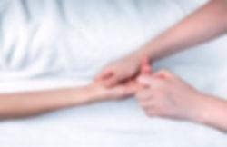 individuální dotyková terapie