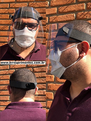 Protetor Facial Face Shield