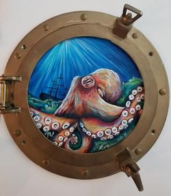octo porthole