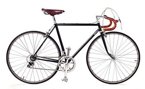 Brown:Black Bicylce