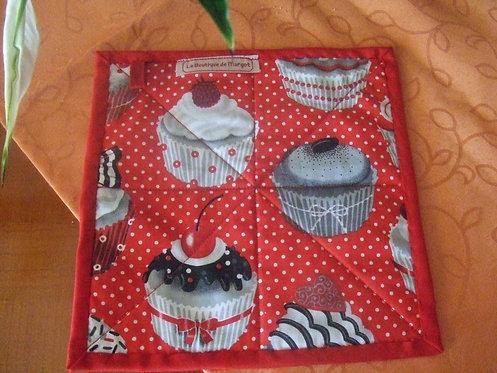 Manique - cupcakes
