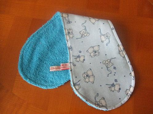 Protège épaule- nounours bleus