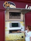 Distributeur de baguettes de pain, distributeur de pain, distributeur de pain chaud 24h/24