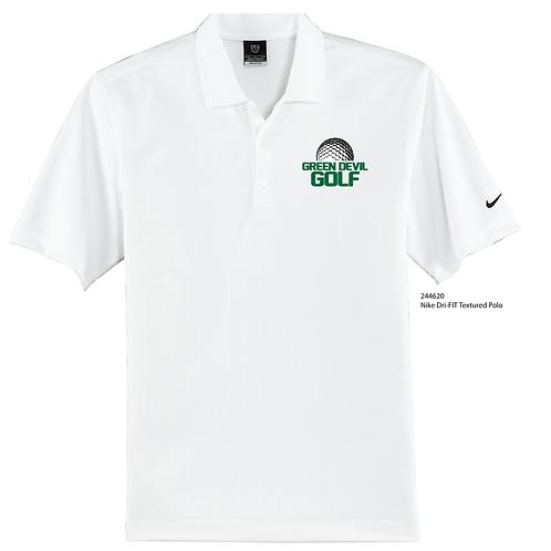 AF GOLF Nike Dri-FIT Textured Polo