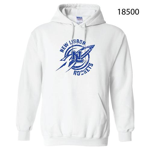 NL Gildan - Heavy Blend™ Hooded Sweatshirt