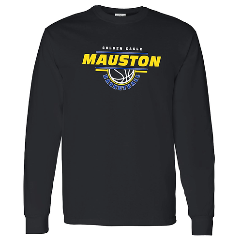 Mauston BB Long Sleeve Tee