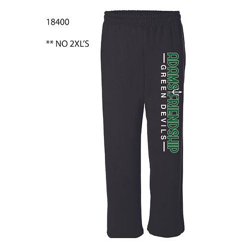 AF Softball Gildan® Heavy Blend™ Open Bottom Sweatpant