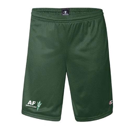 AFW Champion Brand Mesh Shorts