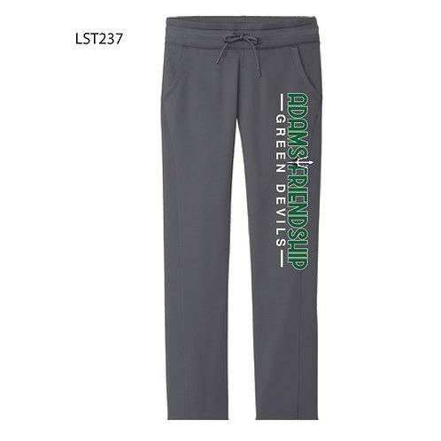 AF SOFTBALL Sport-Tek® Ladies Sport-Wick® Fleece Pant