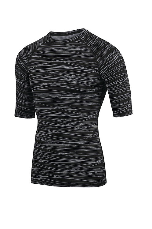 Augusta Sportswear - Youth Hyperform Compression Half Sleeve Shirt - 2607