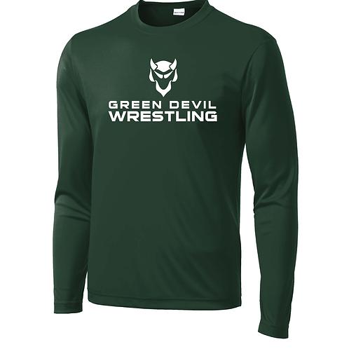 AFW Team Warmup Shirt - Sport-Tek® Long Sleeve PosiCharge® Competitor™ Tee